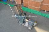 Three-Lobe en acier inoxydable de haute qualité de la pompe avec armoire électrique