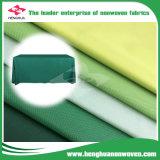Tela no tejida para el mantel disponible largo con el 100% PP