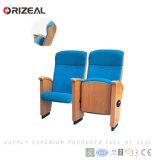 Мест театра стула аудитории школы конференц-зала рамки хорошего качества Orizeal предложенный первый раз деревянных дешевых деревянных (OZ-AD-239)