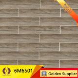 azulejo de suelo de cerámica de madera de 150X600m m (6M6501)