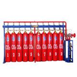 Populäres Feuerbekämpfung-Gerät Hochdruck-CO2 Feuerlöscher-System