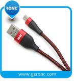 고품질 더 싼 1m 2m 3m 관례 나일론 땋는 마이크로 컴퓨터 USB 케이블