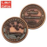 Оптовая торговля сувенирной индивидуального логотипа дешевые болеть военные задачи монет