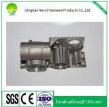 Das Aluminium Sandstrahlen Druckguß u. die Aluminium Puder-Beschichtung Druckguß