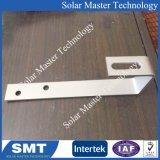 Crochet de toit Alumium anodisé Supports de montage de panneau solaire