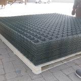 Galvanizado de 3X3 de malla de alambre soldado rollo compensación