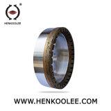 Tamanho personalizado de boa qualidade vínculo Metal Roda Copa Diamante Rígida