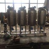 Container van het Systeem CIP van de Was van het roestvrij staal de Sanitaire