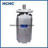 Doppia pompa a ingranaggi idraulica ad alta pressione Cbkp2 per il macchinario di costruzione