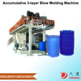 3 Schichten Blasformen-Maschinen-der Plastikbehälter