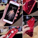 Caja del teléfono móvil del silicio de la manera para el iPhone 6 6s 6plus 6splus 7 7plus