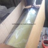 Tessuto rivestito di silicone resistente a temperatura elevata di Kevlar