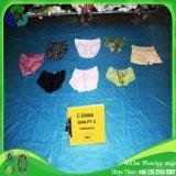 Unterwäsche für Verkaufs-Großverkauf verwendete Kleidung verwendete Hand der Kleidungs-zweite