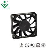 alto RPM 6010 5V 12V Shenzhen ventilatore senza spazzola di CC di 60*60*10mm per uso del distributore automatico