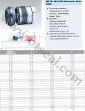 Металлические сильфона механическое уплотнение (B609) 1