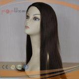 Máquina de cabelo humano banda fez cair Peruca (PPG-l-01217)