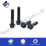 Not-standard Flange Bolt (Black Zinc)