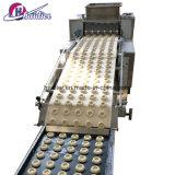 Высококачественный корпус из нержавеющей стали автоматическая программируемым логическим контроллером торт вкладчик провод отрезан cookie машины