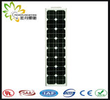 공장 가격!! 1개의 태양 LED 가로등에서 통합되는 B 작풍 50W/IP65 모두!! 인체 적외선 감응작용!! 옥외 정원 또는 벽 또는 안마당 또는 통로 또는 공도 램프