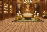 Chão de engenharia de azulejos do piso de madeira