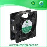 Poupança de energia de alta velocidade 120mm AC ventilador axial