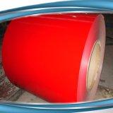 Strato ondulato di superficie rivestito del tetto del metallo di trattamento PPGI della bobina d'acciaio