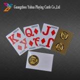 Custom напечатанных пакетов Jumbo Frame индекс покер пластиковые карты