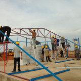 販売のための低価格ライト鉄骨構造EPSサンドイッチパネルのプレハブの家