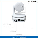 自動追跡の無線720p情報処理機能をもったWiFiの監視カメラ