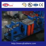 Cable vertical de doble cabeza envolviendo la máquina, el vendaje máquina