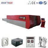 Buena cortadora del laser de la fibra del acero inoxidable del acero de carbón
