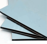 PVDF revêtement de panneaux composites en aluminium pour les pays ACP