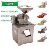 중국 스테인리스 고추 향미료 소금 분쇄기 선반 Pulverizer 기계