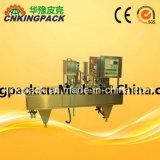 Fabricante Geleia Automática Cup máquina de enchimento e selagem