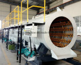 Производственная линия трубы PE Ld/HD/линия штрангя-прессовани