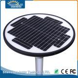 15W réverbère solaire Integrated extérieur de l'alliage d'aluminium DEL