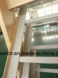 La página personalizada de fábrica de girar la piedra metálica para rack de exposiciones Showroom Racks de pantalla