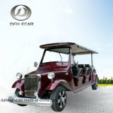 Автомобиля гольфа тележки клуба 12 Seaters автомобиль электрического Sightseeing