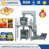 Machine de conditionnement complètement automatique de puces de bagel à vendre