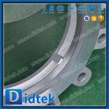 Tipo leggero valvola a saracinesca dell'aletta di Didtek pneumatica della lama nell'applicazione dei residui