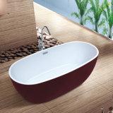 El cuarto de baño de inmersión independiente sanitaria bañera (9006B)