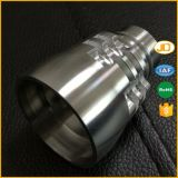 Части CNC алюминия высокой точности высокого качества OEM поворачивая филируя подвергая механической обработке