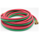 La norme BS EN559 1/4'' X 100FT Twin la ligne de soudure pour le gaz de coupe flexible