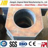 Ссадин-Упорный многослойный покров стальной плиты Nm400/Nm550 износоустойчивый