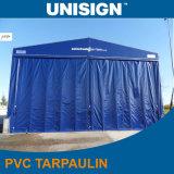 Tela incatramata del PVC per la finestra 800GSM della tenda