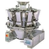 Völlig multi Kopf-Wäger-Verpackungsmaschine-Quetschkissen-Paket-Selbstmaschine