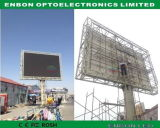 Alto brillo Epistar LED DIP346 P10 Display Advertising Board con sistema Linsn