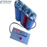電源PCBアセンブリプリント回路PCBAボード2つの層の緑Soldermask