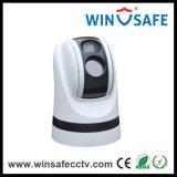 Camera van het Voertuig PTZ van kabeltelevisie van de auto de Hoogste IP66 IR/White Lichte
