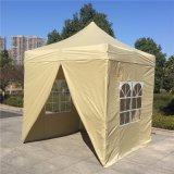 屋外現れるおおい2.5X2.5の折るテントを防水しなさい